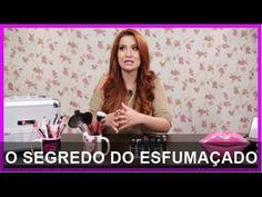 Dicas de Maquiagem Boca Rosa -  O Segredo do Esfumaçado com a Boca Rosa