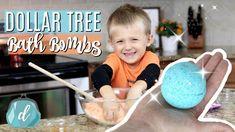 DOLLAR TREE DIY ✨ Cheap Bath Bombs! - YouTube