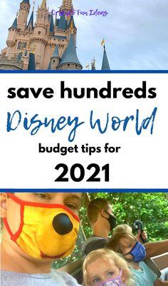 Disney World Vacation Planning, Disney World Florida, Walt Disney World Vacations, Disney Planning, Disney Trips, Trip To Disney World, Disney World Hacks, Disney Travel, Disney Money