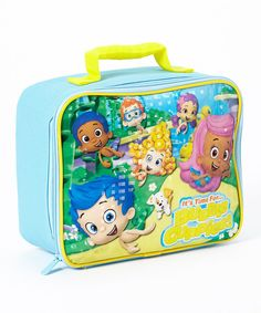 Look at this Bubble Guppies Lunch Box on #zulily today!