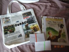 * love this idea.  Could even do something similar where kids make bags of their favorite book.  That way there are great book reviews by their peers for when they need a new book to read.    http://www.ateacherstreasure.com/2011/09/treasured-tip-of-week-literacy-centers.html