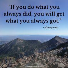 Words of wisdom ... Anonymous