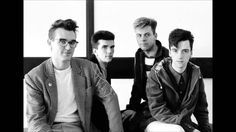 never seen this photo of the smiths before. ace style. #thesmiths