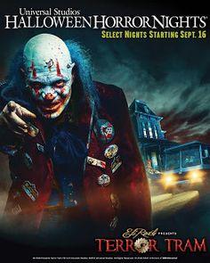 Universal Studios Hollywood Se Asocia con el Cineasta del género de Terror Eli Roth Crypt TV para Revelar una Totalmente Nueva Experiencia en el Terror Tram