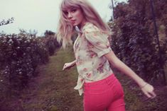Taylor Swift Red Photoshoot Outtakes