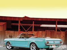 Mdmp 1110 1964 Ford Mustang Convertible Pagoda Pride 001 Photo 1