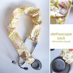 stethoscope cover tutorial