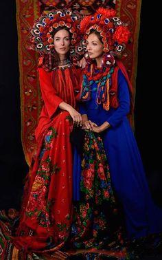 Майстерня Треті Півні added 2 new photos. Russian Beauty, Russian Fashion, Folk Fashion, Ethnic Fashion, Foto Fantasy, Ukraine Women, Ethno Style, Costumes Around The World, Russian Culture