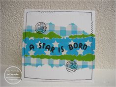 Miranda's Creaties: A star is born