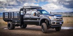 Gallery | Pickup Truck Aluminum Flatbeds | Highway Products, Inc