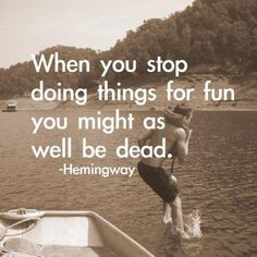 For once the words of Hemingway are quite agreeable. Inspiring Quotes, Great Quotes, Quotes To Live By, Words Quotes, Me Quotes, Funny Quotes, Famous Quotes, Author Quotes, Funny Pics