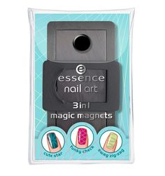 it?s abracadabramagic nails! extremely versatile, combined in a 3in1 version! you can create three different designs on your nails with just one magnet. here's how it works: select one of the three...
