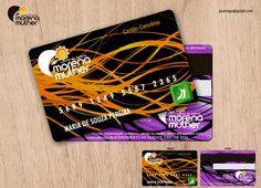 Cartão fidelidade - cliente Centro de Beleza Morena Mulher