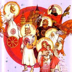 Славянский гороскоп (Часть первая)