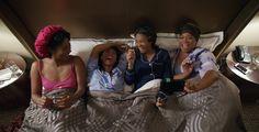 De actrices Jada Pinkett Smith, Queen Latifah, Tiffany Haddish en Regina Hall laten zien hoe vier vriendinnen los gaan. Lees de recensie van Girls Trip.