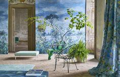 Designers Guild | Giardino Segreto wallpaper & fabric