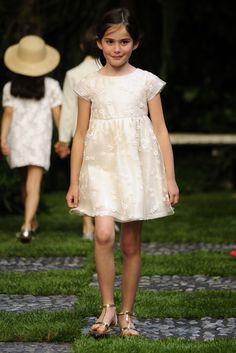 Bonpoint Summer 2017 Fashion Show