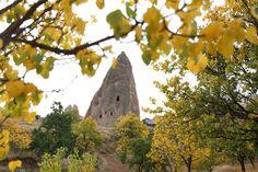 Kapadokya sonbaharda bir başka güzel...