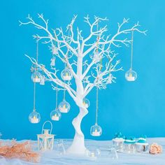 Height Artificial White Wedding Decorations Tree Centerpiece Tree for Wedding Banquet Birthday Party Event Tabletop Decorations (Resin Fake Tree) Christmas Tree Decorations Sets, White Wedding Decorations, Wedding Centerpieces, Wedding Themes, Christmas Ideas, Holiday Decor, Christmas Birthday Party, Christmas Wedding, Tree Wedding