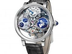 Bovet - Tourbillon Récital 18 Shooting Star