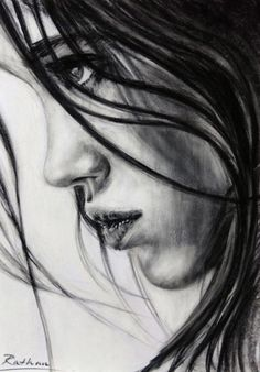 Allison Rathan-3, Very nicely done! Captured a feeling of vulnerability and apprehension.