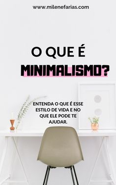 O que é minimalismo? Minimalism is a tool that can help you find freedom. Phone Wallpapers Tumblr, Tiny House, Minimalist Lifestyle, Slow Living, Less Is More, Life Organization, Exterior Design, Interior And Exterior, E Design