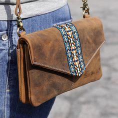 2f62a47462659 Greenburry Vintage Santana 1616-25 Leder Schultertasche für Damen. Die  Umhängetasche ...