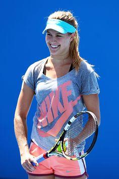 Aug 28/14 - genie wins her 2nd round match @ US Open 6-2, 7-6, 6-4 against Sorana Cirstea (ROU) - great job, genie! :) [pinned Aug 29/14]  (Eugenie Bouchard, WTA)
