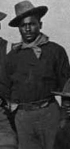 First Sergeant Augustus Walley  Buffalo Soldier
