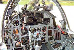 "Sukhoi Su-22M4 ""Fitter-K"" cockpit"