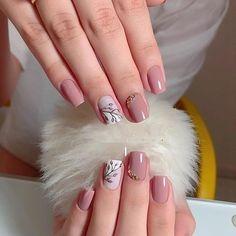 Elegant Nails, Stylish Nails, Trendy Nails, Bride Nails, Wedding Nails, Cute Acrylic Nails, Cute Nails, Pink Nails, Gel Nails