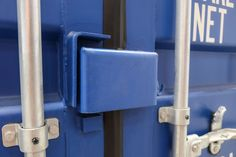 Don't forget that every Once Used shipping container comes with a fitted lockbox as a standard! Container Sales, Shipping Containers For Sale, Container Conversions, Don't Forget, Storage, Purse Storage, Larger, Store