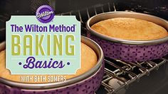 The Wilton Method®: Baking Basics