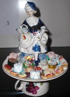 porcelanas intervenidas