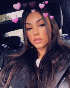 Madison beer the most beautiful girl I have ever seen, + the cute blonde girl !