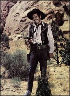 "MACKENNA'S GOLD (1969) - Omar Sharif as the outlaw named ""Colorado"" - Produced by Fred Zinneman - Directed by - Columbia Pictures - Publicity Still."