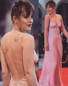 Estilo Dakota Johnson, Dakota Johnson Style, Fashion Now, Fashion Dresses, Lifestyle Fashion, Fashion Trends, Jolie Lingerie, Red Carpet Looks, Celebs