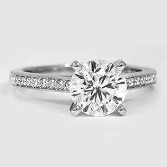 Gorgeous diamond ring.