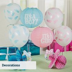Baby Shower Favors: Baby Shower Themes, Baby Shower Ideas http://fave.co/2ddAXdd
