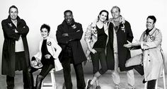 Ghostbusters reunion pic for Entertainment Weekly