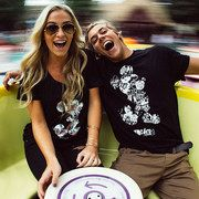 Featuring Disney hats and tees! Take a look at the zulily comeback Disney Deals, Comebacks, Take That, Tees, Board, T Shirts, Teas, Planks, Shirts