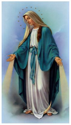Jesus And Mary Pictures, Mother Mary Images, Images Of Mary, Mary And Jesus, Mother Teresa Prayer, Jesus Mother, Blessed Mother Mary, Blessed Virgin Mary, Images Du Christ