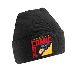 The cooler beanie you can get! Are you mad into comics? if yes, this is definitely for YOU. Get this beanie and other products for Dublin comic con 2017. www.coloursinternational.com #coloursinternational #colours #colousint #dublincomiccon #DCC #conventioncentre #dublin #ireland #exclusive #embroiderybeanies #screenprinting #embroidery #whitetshirts #comics #comiccon