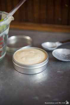 How to make a Creamy Clay Cleansing Balm