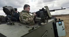Freudian Slip? Poroshenko Speaks of 'Temporary Ukrainian Occupation' in Donbass