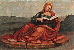 Signorelli - Santa Caterina d'Alessandria è un dipinto a tempera su tavola di Luca Signorelli, databile al 1512 circa e conservato nel Museo Horne di Firenze.
