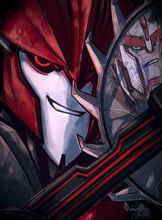 TF: Prime - Stronger, Faster by TheMinttu.deviantart.com on @DeviantArt