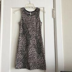 Leopard body con dress Cute/fitted polyester leopard mini dress Audrey 3+1 Dresses Mini