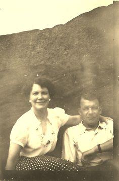 Vera & her husband, Jack