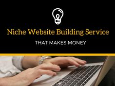 #Amazon #Niche Website Building Service That Makes #Money